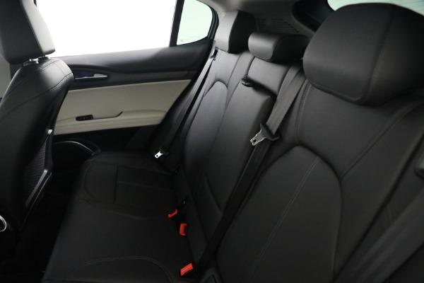 New 2021 Alfa Romeo Stelvio Ti Q4 for sale $54,400 at Maserati of Westport in Westport CT 06880 19