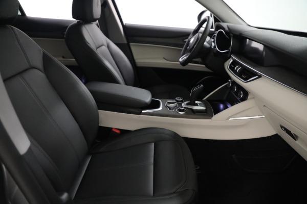 New 2021 Alfa Romeo Stelvio Ti Q4 for sale $54,400 at Maserati of Westport in Westport CT 06880 21