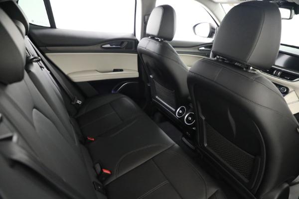 New 2021 Alfa Romeo Stelvio Ti Q4 for sale $54,400 at Maserati of Westport in Westport CT 06880 22