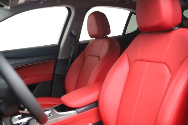 New 2021 Alfa Romeo Stelvio Ti Q4 for sale $54,400 at Maserati of Westport in Westport CT 06880 20