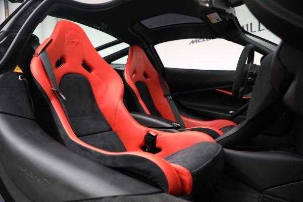 Used 2020 McLaren 720S Performance for sale $334,900 at Maserati of Westport in Westport CT 06880 23