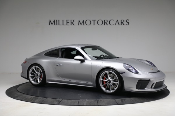 Used 2018 Porsche 911 GT3 Touring for sale Sold at Maserati of Westport in Westport CT 06880 10