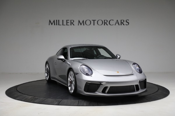 Used 2018 Porsche 911 GT3 Touring for sale Sold at Maserati of Westport in Westport CT 06880 11