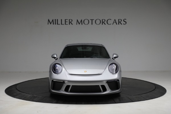 Used 2018 Porsche 911 GT3 Touring for sale Sold at Maserati of Westport in Westport CT 06880 12