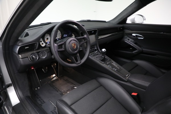 Used 2018 Porsche 911 GT3 Touring for sale Sold at Maserati of Westport in Westport CT 06880 13