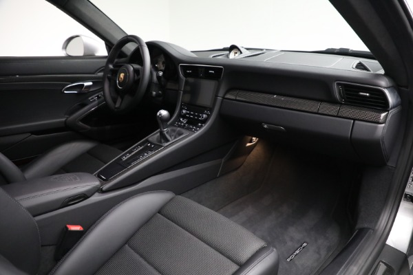 Used 2018 Porsche 911 GT3 Touring for sale Sold at Maserati of Westport in Westport CT 06880 19