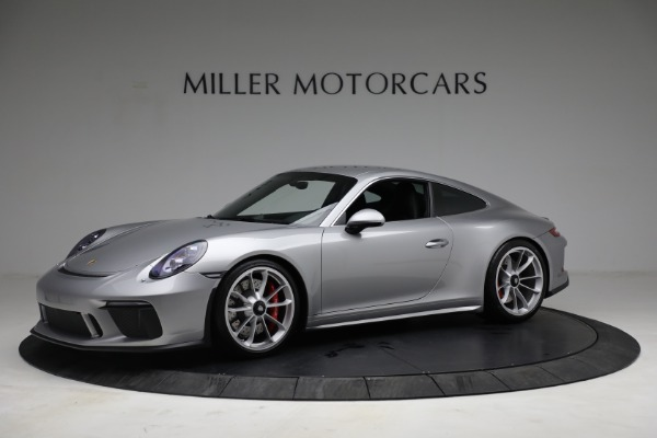 Used 2018 Porsche 911 GT3 Touring for sale Sold at Maserati of Westport in Westport CT 06880 2