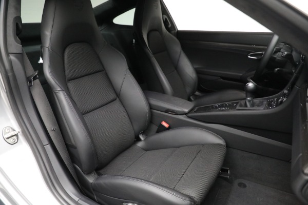 Used 2018 Porsche 911 GT3 Touring for sale Sold at Maserati of Westport in Westport CT 06880 22