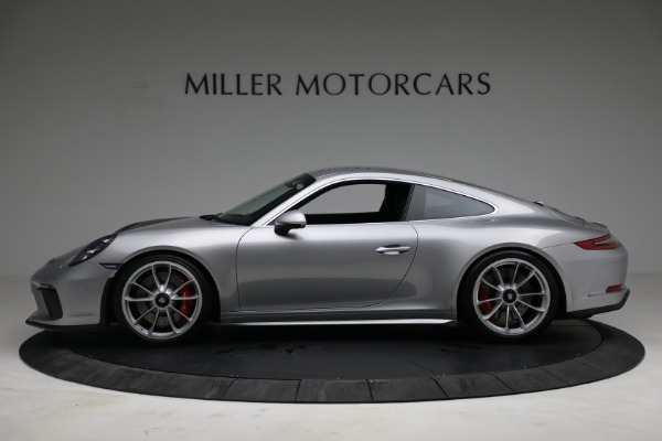 Used 2018 Porsche 911 GT3 Touring for sale Sold at Maserati of Westport in Westport CT 06880 3
