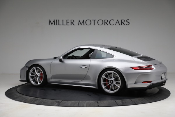 Used 2018 Porsche 911 GT3 Touring for sale Sold at Maserati of Westport in Westport CT 06880 4