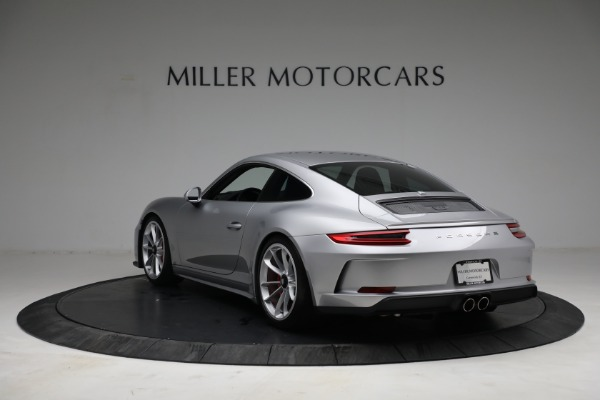 Used 2018 Porsche 911 GT3 Touring for sale Sold at Maserati of Westport in Westport CT 06880 5