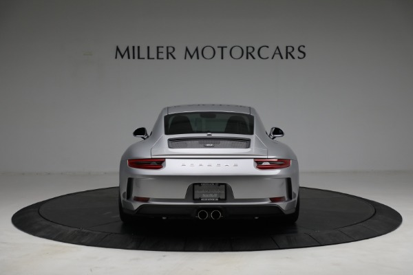 Used 2018 Porsche 911 GT3 Touring for sale Sold at Maserati of Westport in Westport CT 06880 6