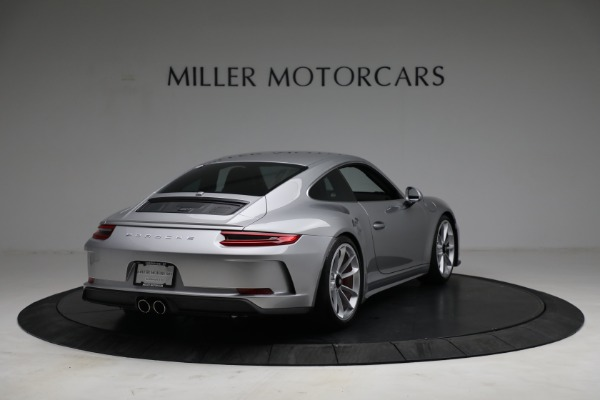 Used 2018 Porsche 911 GT3 Touring for sale Sold at Maserati of Westport in Westport CT 06880 7
