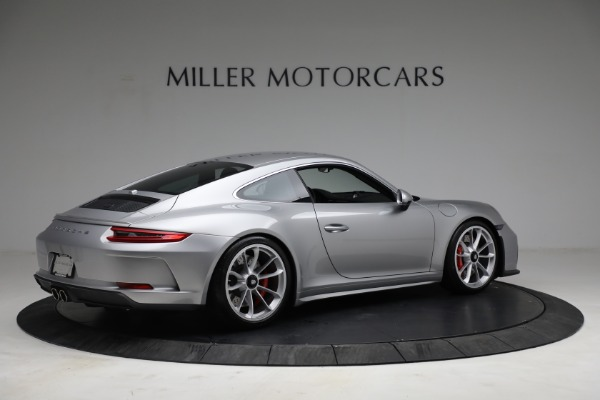 Used 2018 Porsche 911 GT3 Touring for sale Sold at Maserati of Westport in Westport CT 06880 8