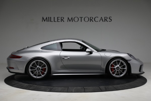 Used 2018 Porsche 911 GT3 Touring for sale Sold at Maserati of Westport in Westport CT 06880 9
