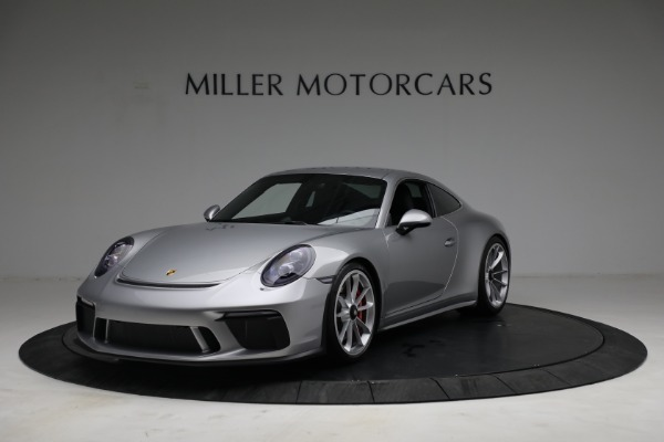 Used 2018 Porsche 911 GT3 Touring for sale Sold at Maserati of Westport in Westport CT 06880 1