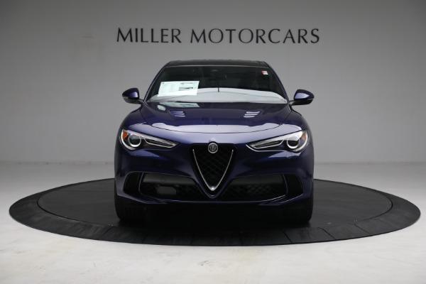 New 2021 Alfa Romeo Stelvio Quadrifoglio for sale $88,550 at Maserati of Westport in Westport CT 06880 12