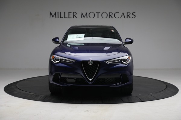 New 2021 Alfa Romeo Stelvio Quadrifoglio for sale $88,550 at Maserati of Westport in Westport CT 06880 11