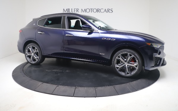 New 2021 Maserati Levante GranSport for sale Call for price at Maserati of Westport in Westport CT 06880 10