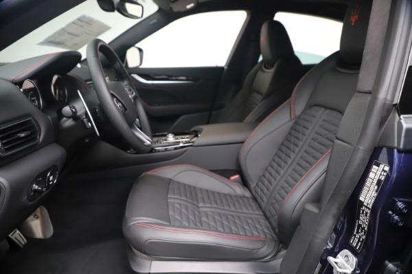 New 2021 Maserati Levante GranSport for sale Call for price at Maserati of Westport in Westport CT 06880 14