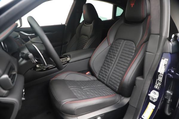 New 2021 Maserati Levante GranSport for sale Call for price at Maserati of Westport in Westport CT 06880 15