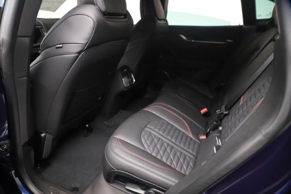 New 2021 Maserati Levante GranSport for sale Call for price at Maserati of Westport in Westport CT 06880 16