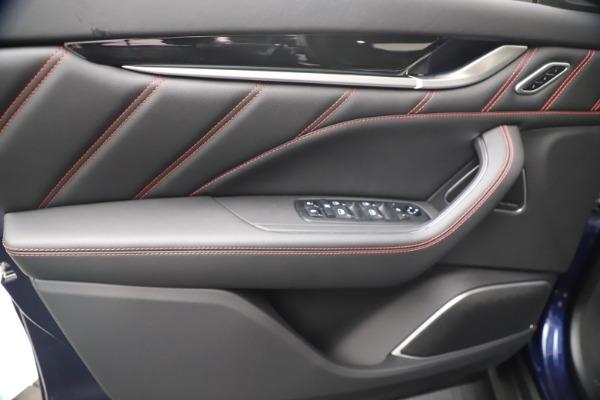 New 2021 Maserati Levante GranSport for sale Call for price at Maserati of Westport in Westport CT 06880 17