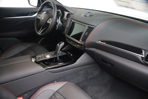 New 2021 Maserati Levante GranSport for sale Call for price at Maserati of Westport in Westport CT 06880 18