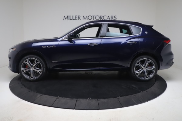New 2021 Maserati Levante GranSport for sale Call for price at Maserati of Westport in Westport CT 06880 3