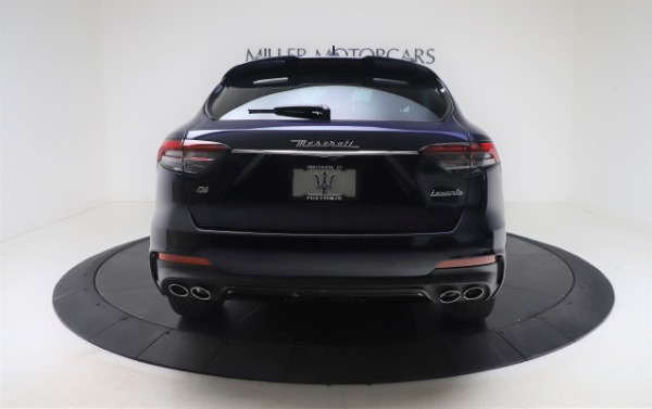 New 2021 Maserati Levante GranSport for sale Call for price at Maserati of Westport in Westport CT 06880 6