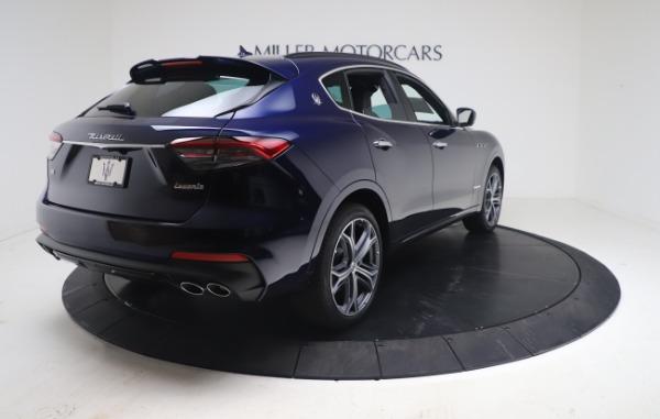 New 2021 Maserati Levante GranSport for sale Call for price at Maserati of Westport in Westport CT 06880 7