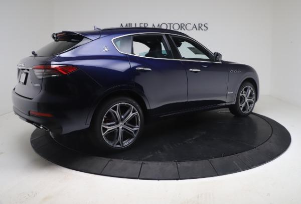 New 2021 Maserati Levante GranSport for sale Call for price at Maserati of Westport in Westport CT 06880 8