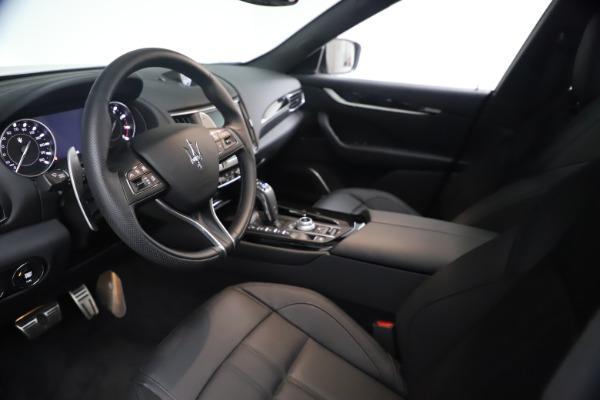 New 2021 Maserati Levante GranSport for sale Sold at Maserati of Westport in Westport CT 06880 16