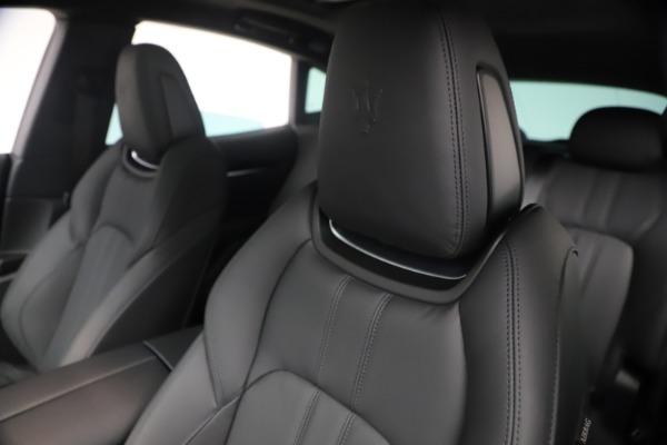 New 2021 Maserati Levante GranSport for sale Sold at Maserati of Westport in Westport CT 06880 18