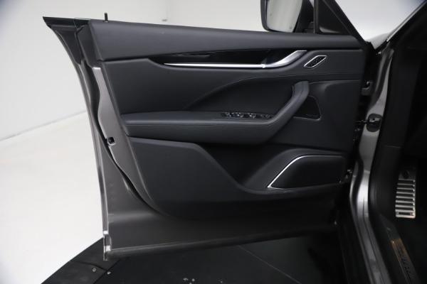 New 2021 Maserati Levante GranSport for sale Sold at Maserati of Westport in Westport CT 06880 19