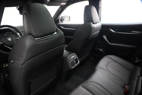 New 2021 Maserati Levante GranSport for sale Sold at Maserati of Westport in Westport CT 06880 20