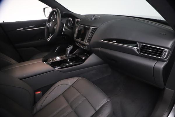 New 2021 Maserati Levante GranSport for sale Sold at Maserati of Westport in Westport CT 06880 24