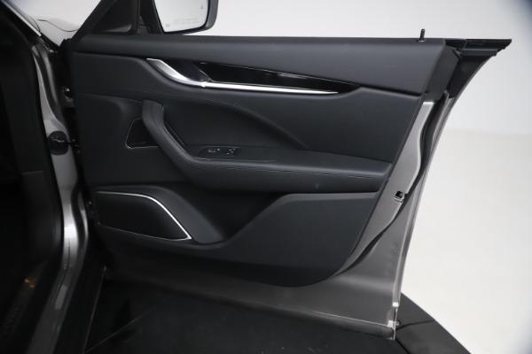 New 2021 Maserati Levante GranSport for sale Sold at Maserati of Westport in Westport CT 06880 26