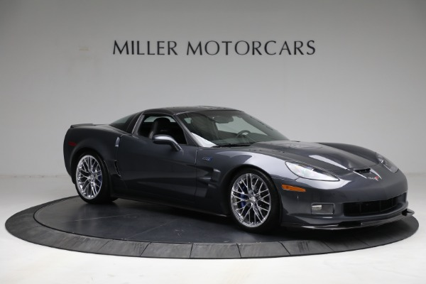 Used 2010 Chevrolet Corvette ZR1 for sale Call for price at Maserati of Westport in Westport CT 06880 10