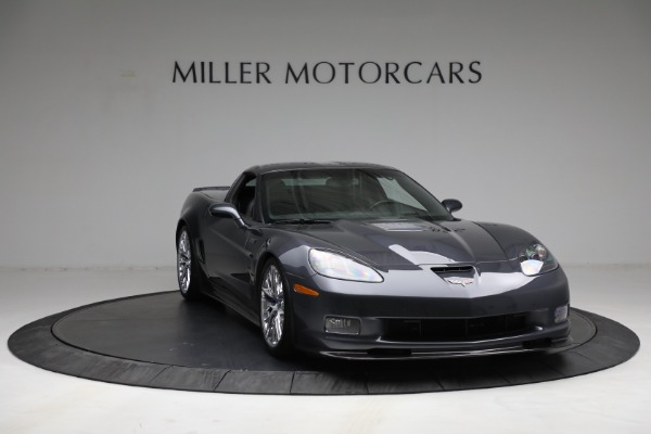 Used 2010 Chevrolet Corvette ZR1 for sale Call for price at Maserati of Westport in Westport CT 06880 11