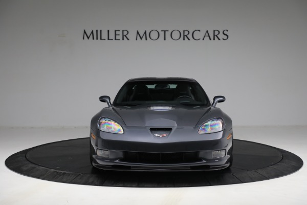 Used 2010 Chevrolet Corvette ZR1 for sale Call for price at Maserati of Westport in Westport CT 06880 12