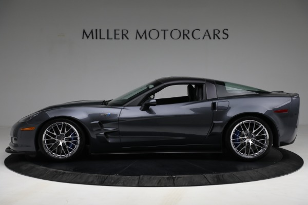 Used 2010 Chevrolet Corvette ZR1 for sale Call for price at Maserati of Westport in Westport CT 06880 3