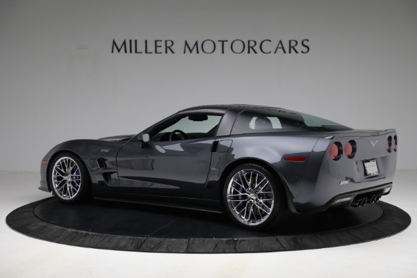 Used 2010 Chevrolet Corvette ZR1 for sale Call for price at Maserati of Westport in Westport CT 06880 4