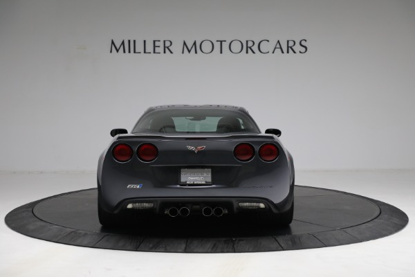 Used 2010 Chevrolet Corvette ZR1 for sale Call for price at Maserati of Westport in Westport CT 06880 6