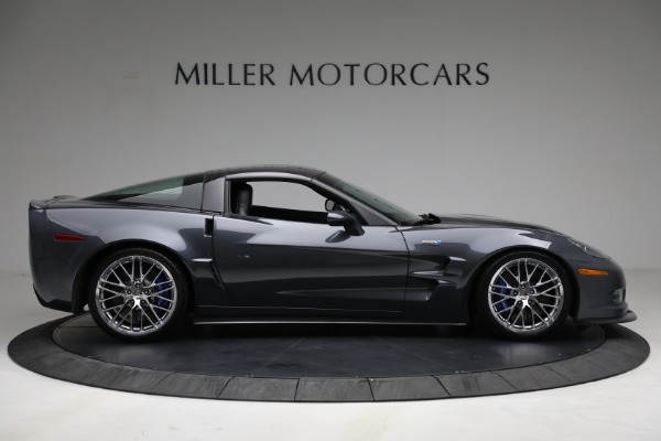 Used 2010 Chevrolet Corvette ZR1 for sale Call for price at Maserati of Westport in Westport CT 06880 9