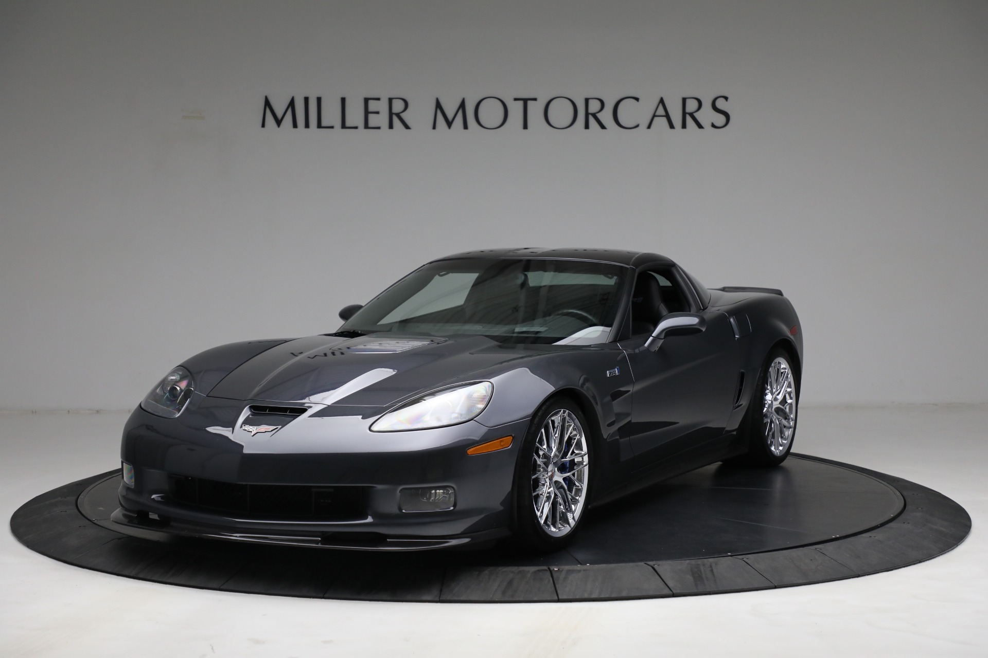 Used 2010 Chevrolet Corvette ZR1 for sale Call for price at Maserati of Westport in Westport CT 06880 1