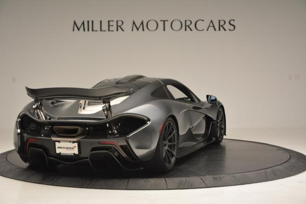 Used 2014 McLaren P1 Coupe for sale Call for price at Maserati of Westport in Westport CT 06880 10