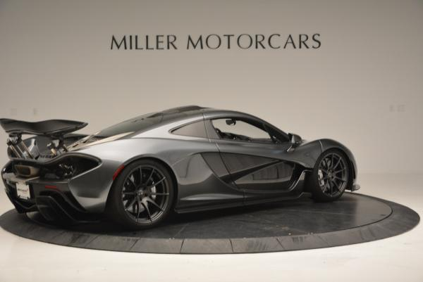 Used 2014 McLaren P1 Coupe for sale Call for price at Maserati of Westport in Westport CT 06880 11