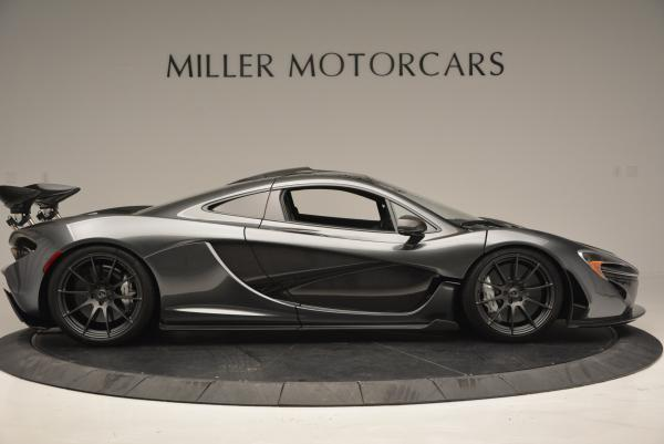 Used 2014 McLaren P1 Coupe for sale Call for price at Maserati of Westport in Westport CT 06880 12