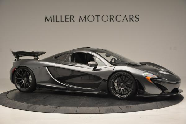 Used 2014 McLaren P1 Coupe for sale Call for price at Maserati of Westport in Westport CT 06880 13